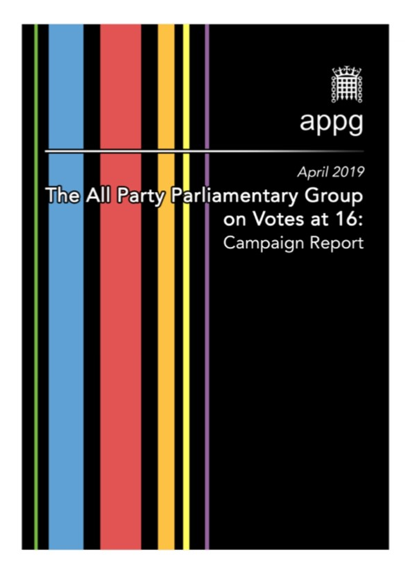 APPG Votes at 16