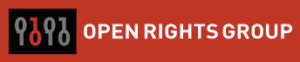 Open Rights Group logo