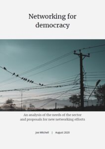 Cover of Networking for Democracy