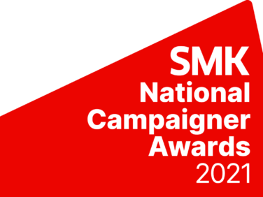 SMK Campaigner Awards 2021 – nominations are now open!