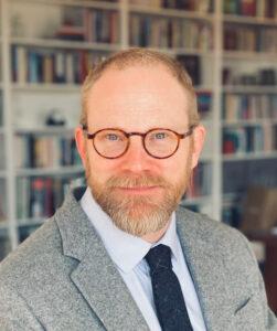 Professor Christopher Carman
